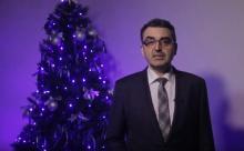 Новогоднее обращение ректора ТГУ Эдуарда Галажинского