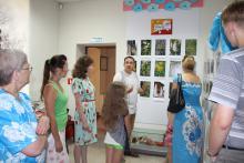 9 июля в Асиновском краеведческом музее открылась фотовыставка сотрудника СибБС ТГУ Ямбурова Михаила &laquoБутан – счастливое королевство глазами томского ботаника&raquo