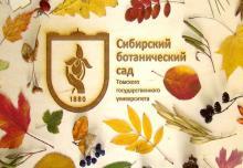 С 12 ноября по 8 декабря СибБС приглашает к игре: эко-лото &laquoДревесные растения Заповедного леса&raquo