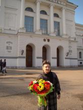 Коллектив Сибирского ботанического сада с доброй памятью вспоминал Валентину Андреевну Морякину