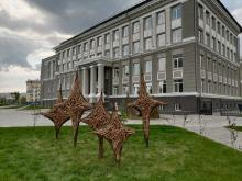 Ботсад ТГУ взял «бронзу» на фестивале объектов ленд-арта