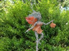 В оранжерее Сибирского ботанического сада ТГУ поселилась фея Зелигена.