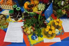 Выставка-конкурс садоводов и огородников «Дары природы»-2019