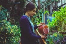 Работать в Ботаническом саду — значит попасть в другой мир